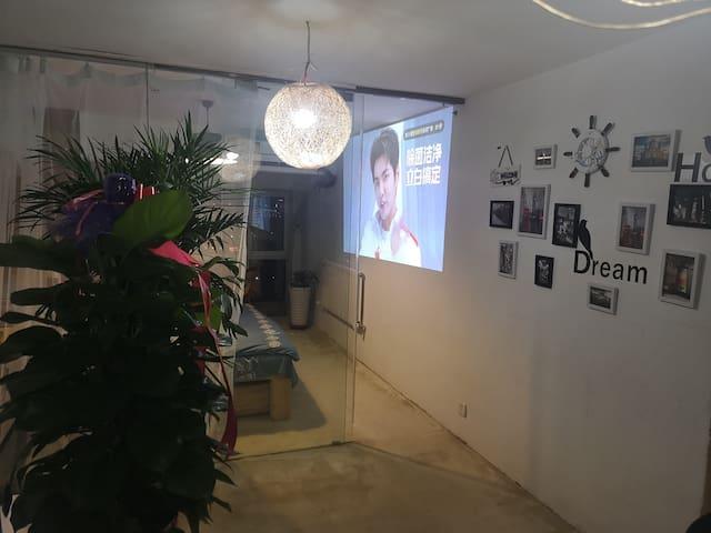 【悦城轻奢原宿•温馨小屋•经典工业风】