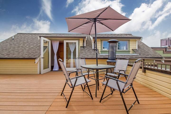 Harbor View Condo in the Heart of Town! (Churchill Plaza #5)