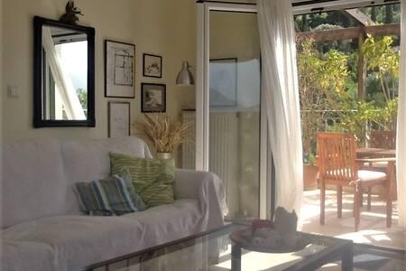 Luminous apartment with amazing seaview