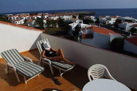 Apartamento de verano en Binibeca Vell, Menorca - Sant Lluís - Кондоминиум