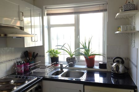 Central Seafront Apartment (sleeps 4) - Brighton