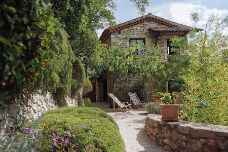 Bergerie rénovée - Rochegude, Gard - Apartment