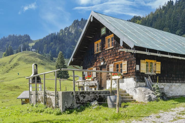 "Mountain Cottage ""Jaudenalm"" in Ideal Location with Mountain View and Connection to Ski Lifts"