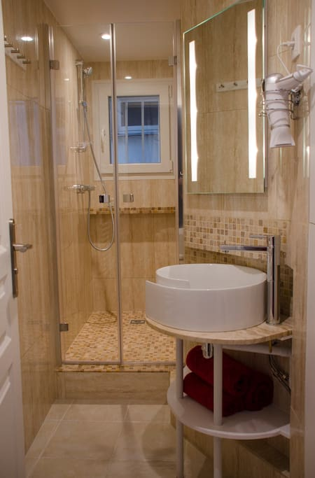 Beautiful Italian Style Shower Room