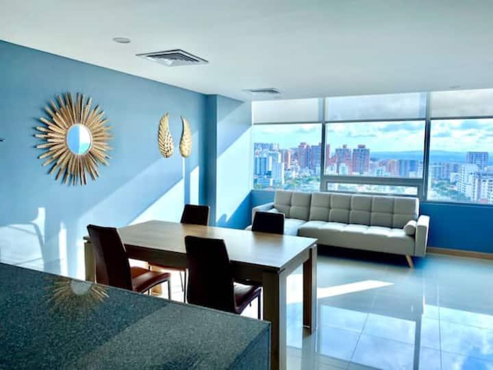 Hermoso Apartamento en Blue Gardens