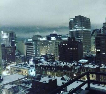 Cozy little appartment downtown :) - Montréal
