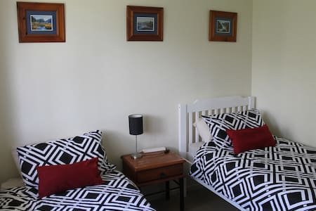 Flexible Solo, Twin or Couple Room in Oxley - Oxley - Casa