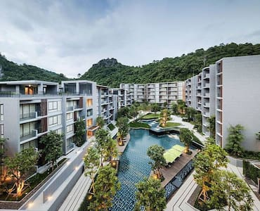 The Valley Khaoyai 2br Luxury Condo - Pakchong - 아파트(콘도미니엄)