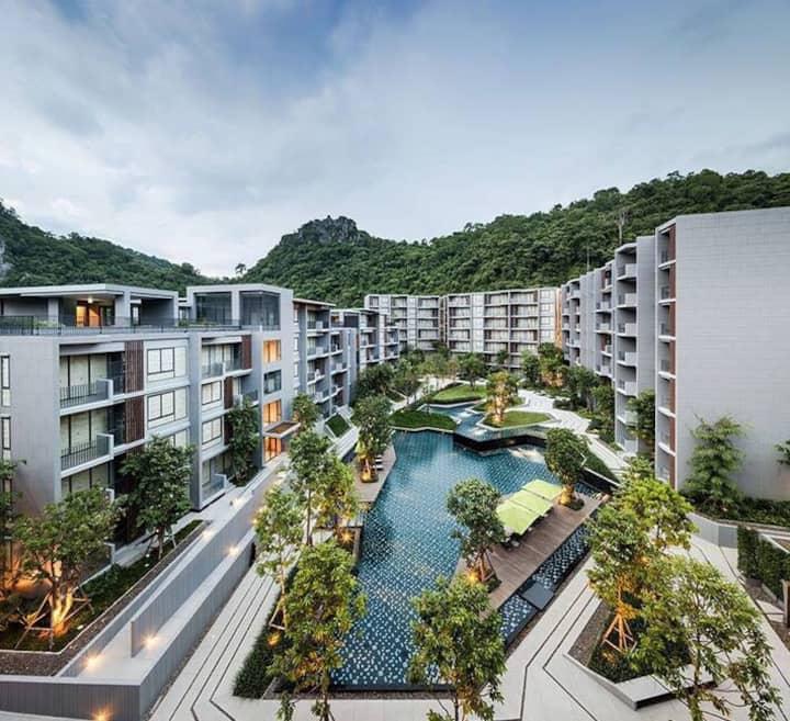 The Valley Khaoyai 2br Luxury Condo