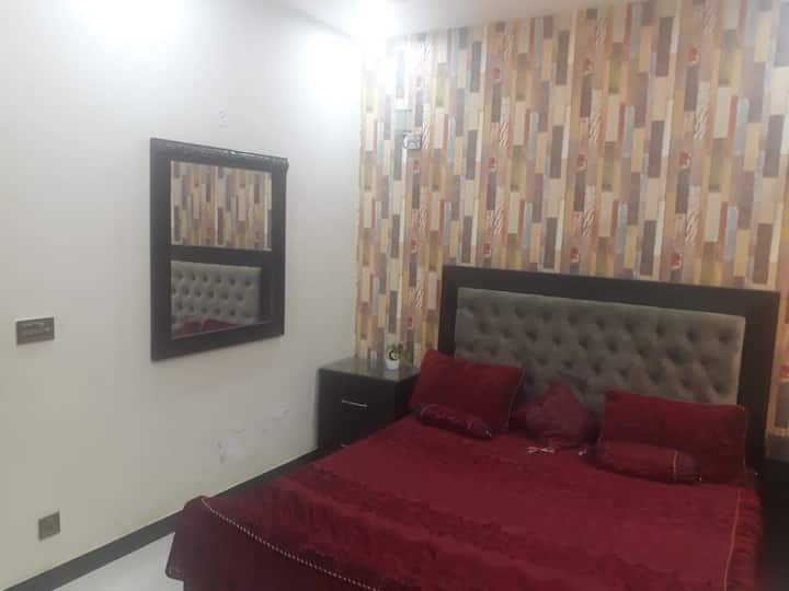 2 bed Upper Family portion Bahria Town 656