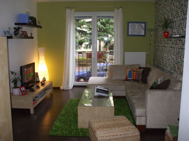 Ticho a klud - Banská Bystrica - Apartamento