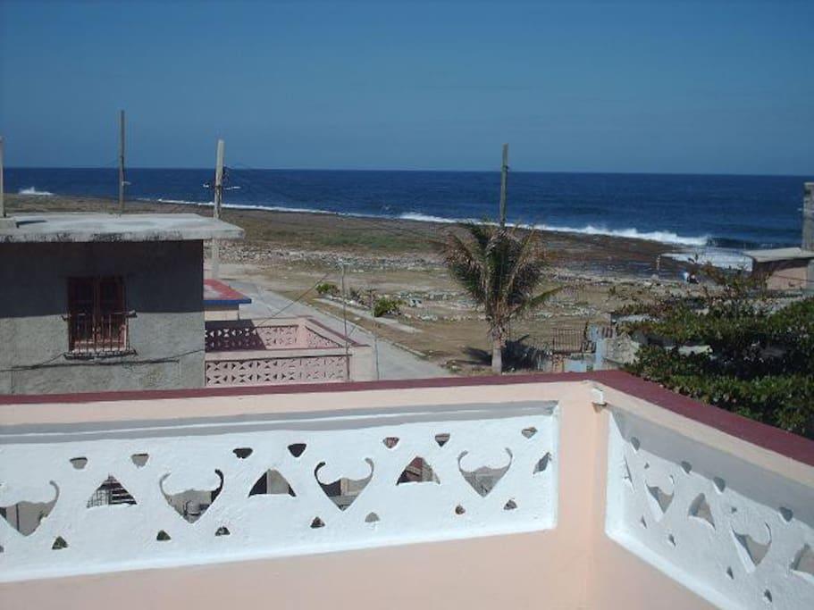 Terraza Mirador con vista panoramica