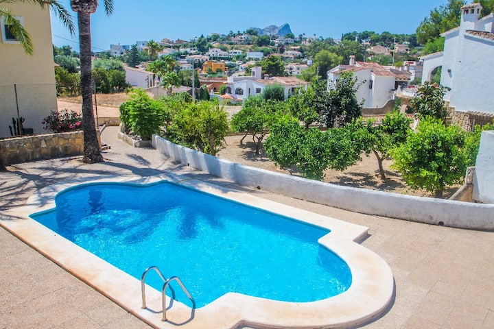 Fustera Pedros - old-style country house in Benissa