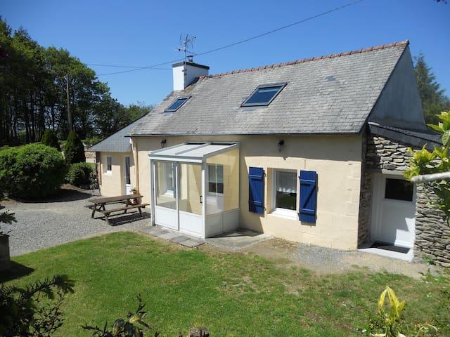 Gîte de Kermerour - indépendant, Finistère sud - Bannalec - Dům