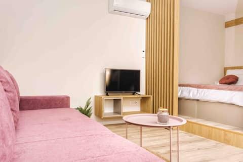 ZUPEŁNIE NOWY |Mieszkanie Urban Residence 1| Strefa centralna