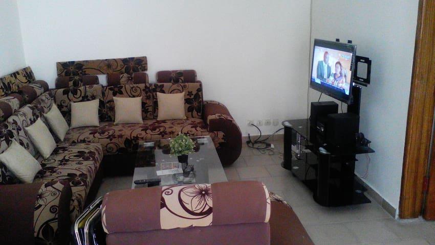bel appartement 3 pièces à Angré château - Abidjan - Apartment