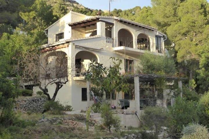 La Abuelita, a holiday paradise