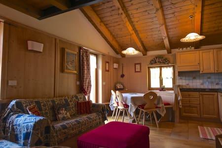 """Cà Dolly"" DolomiTiAmo Your Home in the Dolomites - 維拉諾瓦(Villanova) - 公寓"