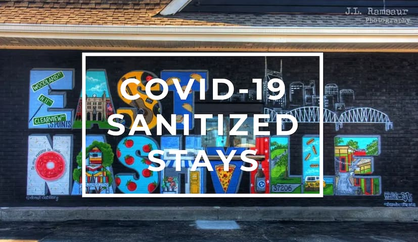 Covid-19 Sanitized Apt!  Month or Shorter!
