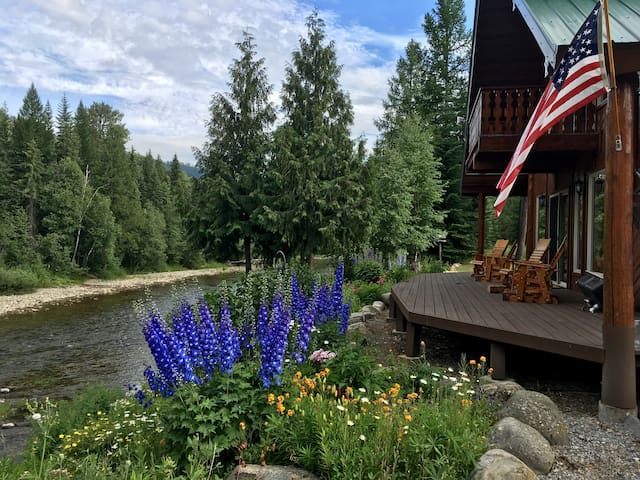 PARADISE is Three Sisters Cabin!