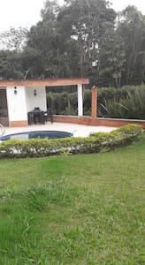 Spa campestre Dalila, ofrece spa acomodacion