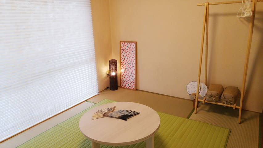 Two rooms! 8min from Hiroshima station - Hirošima - Byt