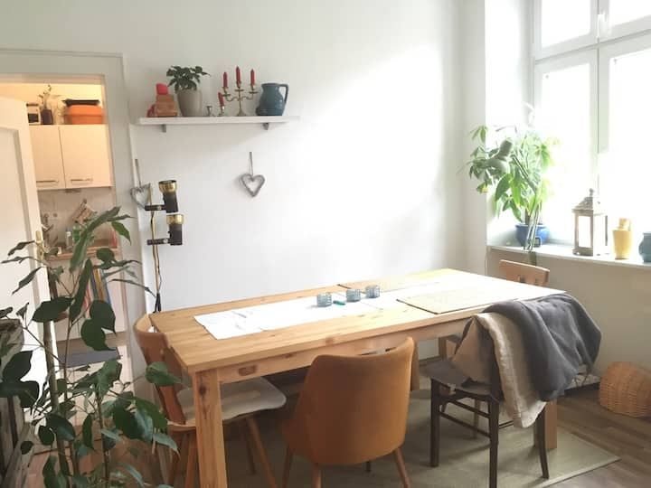 Apartment in perfect location(City)