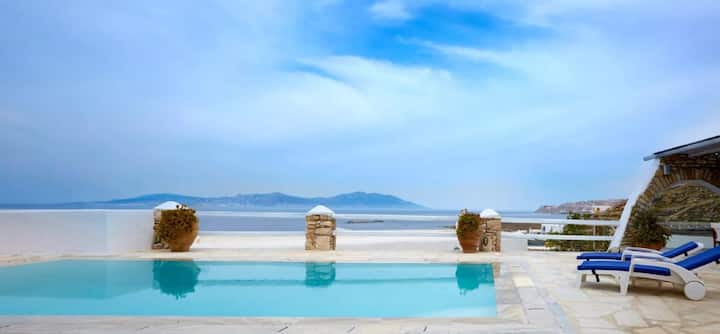 Villa Ego ✩ Private Pool ✩ Close to Mykonos Town ✩