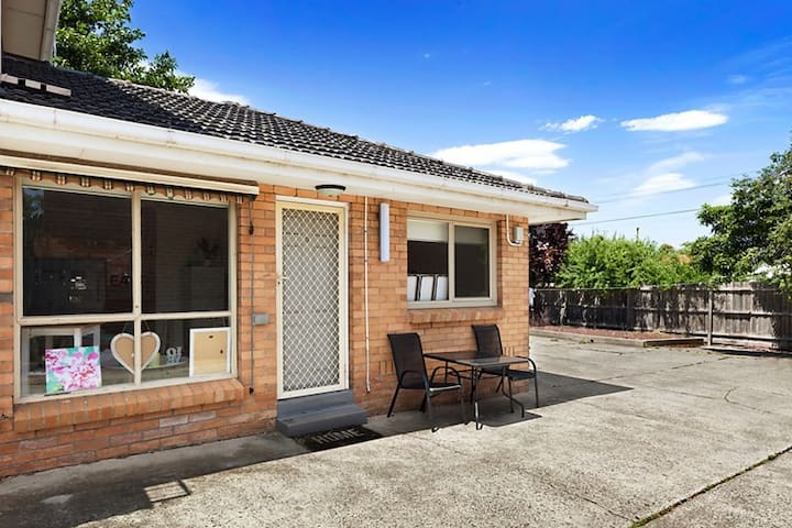 Seddon | Chic | NBN | Sleeps 2 - Seddon - Huoneisto