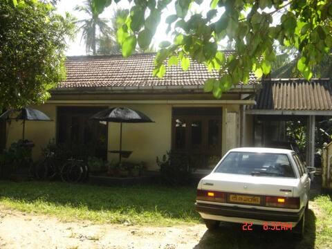 Ambepussa Cottage