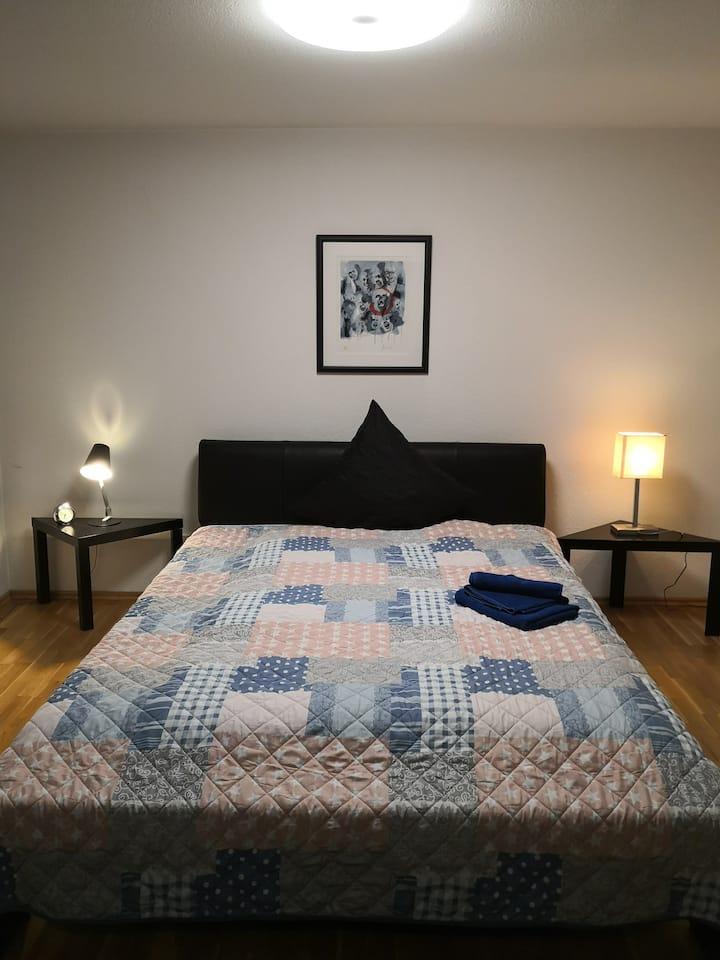 Idyllisches kleines Appartement in ruhiger Lage