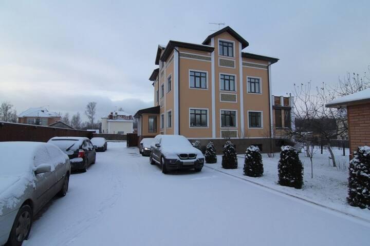 Дача в Дерябино - Moscow - House