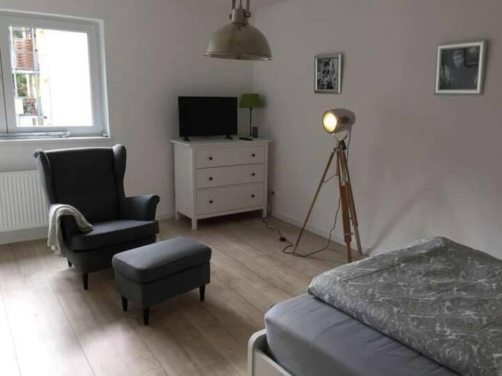 Gemütliche Wohnung in Bockenheim