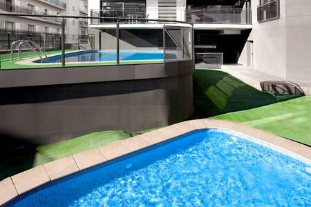 Apartamento Acacias & Piscina - Lloret de Mar - Apartment