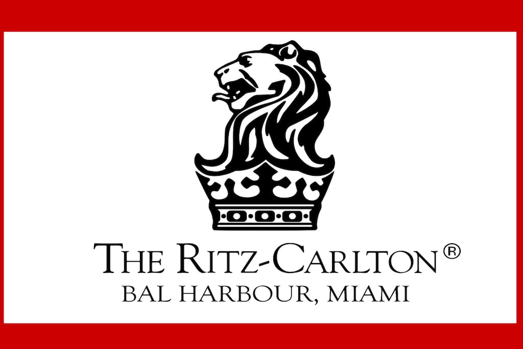 ENJOY OF ALL THE AMENITIES OF THE RITZ CARLTON  HOTEL IN BAL HARBOUR