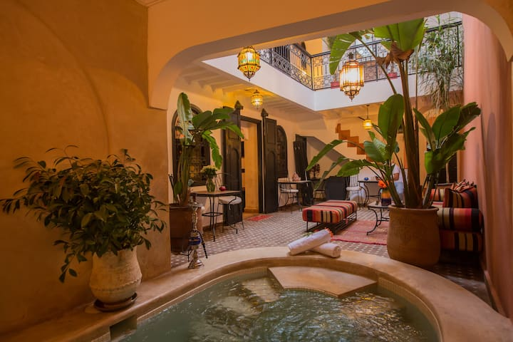 AUTHENTIC AND COSY RIAD MARRAKESH