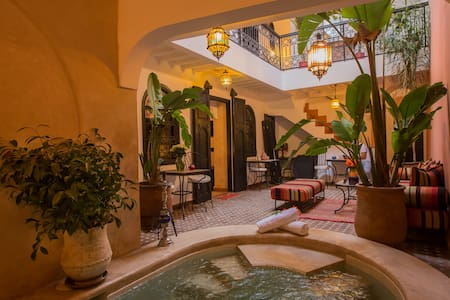 AUTHENTIC AND COSY RIAD MARRAKESH - Marrakesh