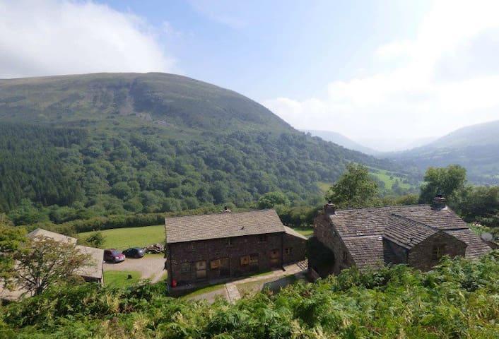 Trwyn Tal Cottage - Capel-y-ffin - Hus