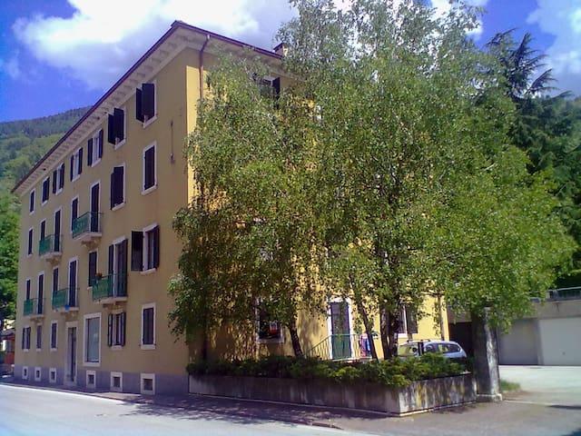 appartamento a Levico: TERME , LAGO e SCI - Levico Terme - Apartamento