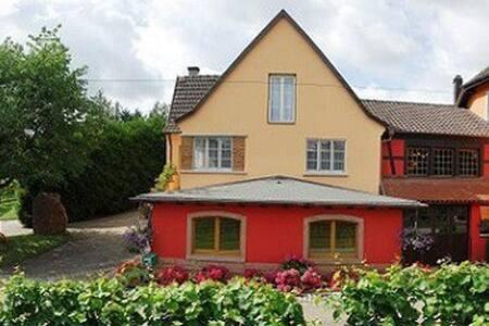Chambre d'hôte - Gewurztraminer - Mittelwihr - ที่พักพร้อมอาหารเช้า
