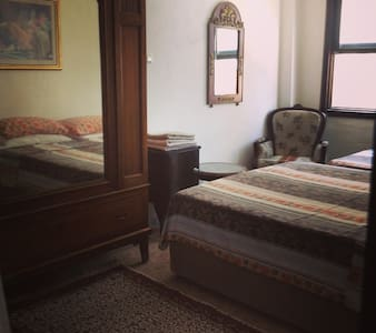 Large Double and Single Bed Family - KUSADASİ