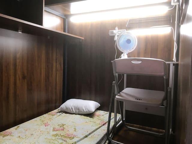 Tony's Dorm
