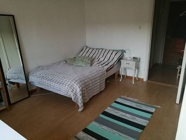 Cute 22m studio apartment in the heart of Hki