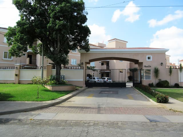 Modern and Safe Living in Managua