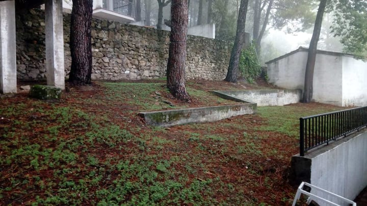 Casa con vistas en Piedralaves