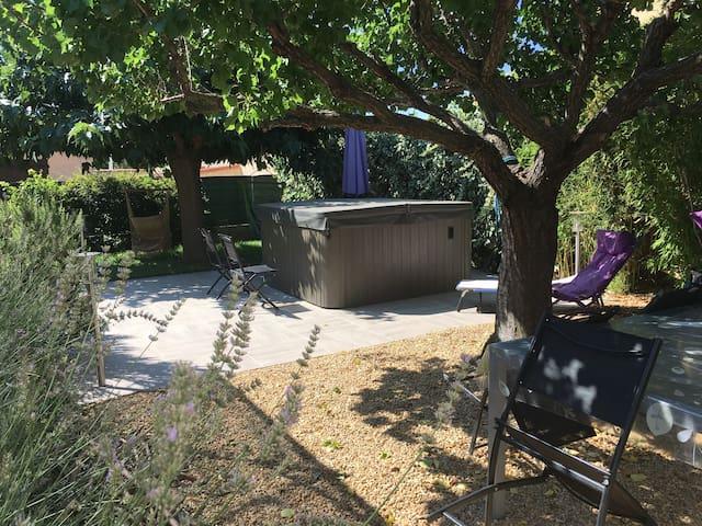 Chambre en Provence Côte Bleue