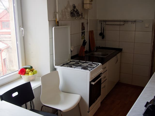 Room in the old town - Vilna - Apartamento