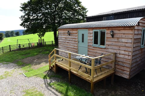 The Stanage Edge Shepherd's Hut
