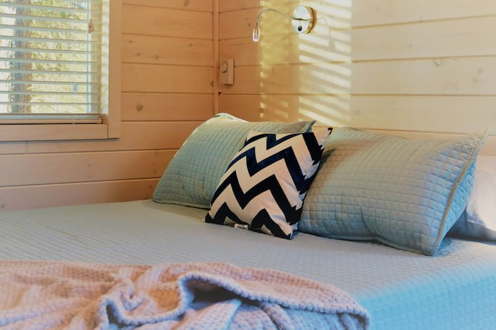 Lake Wylie Tiny House Cabin Resort #4 - Charlotte - Chalet