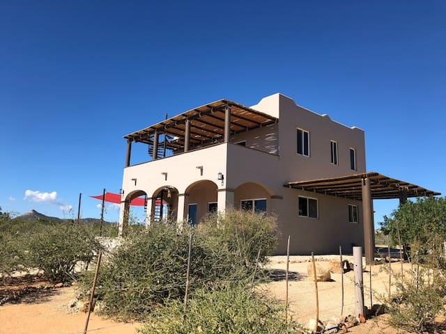 Baja Family Retreat w/pool